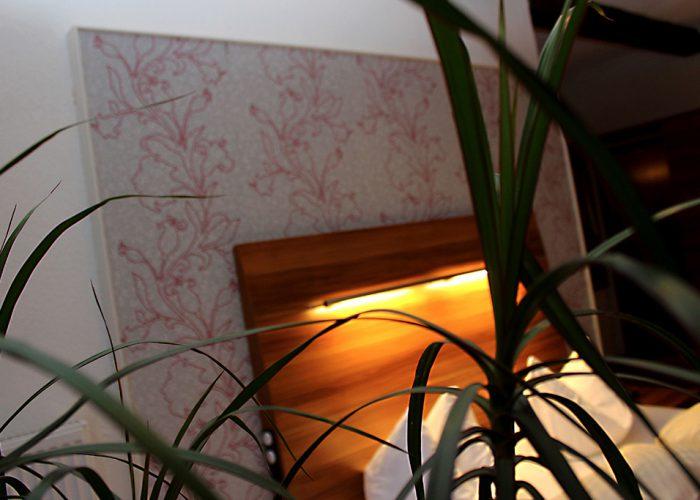 Hotel Almrausch Zimmer 12 - Ansicht Zimmer