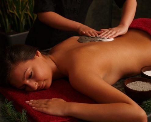 Massage in der Rupertustherme