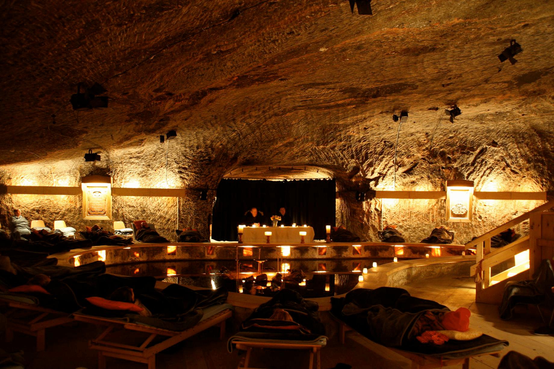 Salzstollen Bad Reichenhall