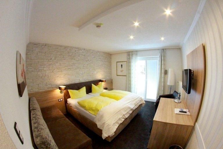 Zimmer 23 Doppelzimmer Komfort