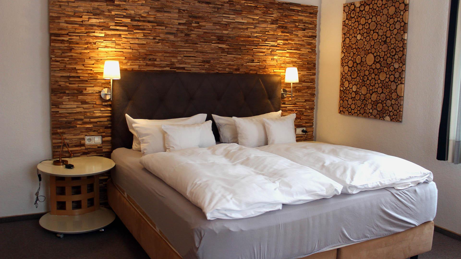 Hotel Almrausch in Bad Reichenhall - Ihr 3 Sterne Hotel im Süden Bayerns - Zimmer Appartement 1 Innenaufnahme