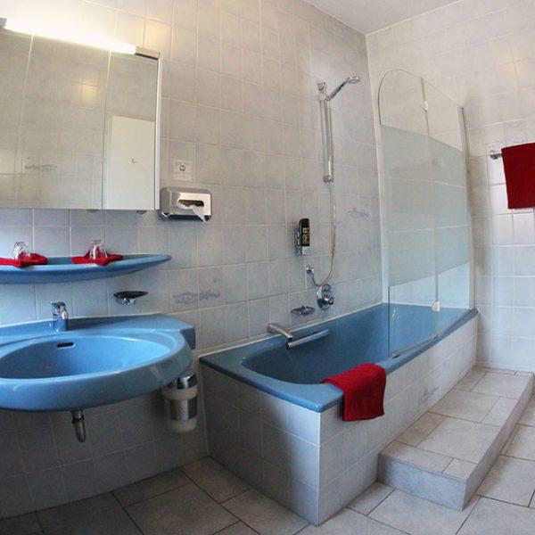 Hotel Almrausch in Bad Reichenhall - Ihr 3 Sterne Hotel im Süden Bayerns - Zimmer Doppelzimmer Komfort 15 Innenaufnahme