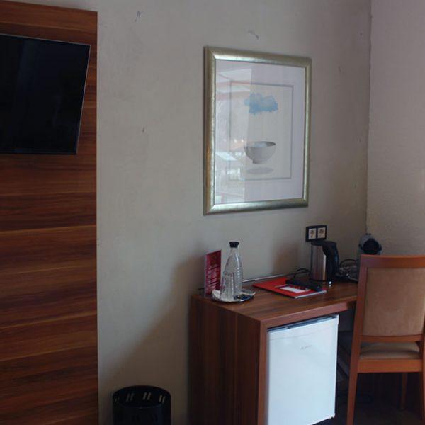 Hotel Almrausch in Bad Reichenhall - Ihr 3 Sterne Hotel im Süden Bayerns - Zimmer Doppelzimmer Komfort 14 Innenaufnahme